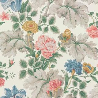 Carnation Garden Wallpaper by Borastapeter Wallpaper - Sample For Sale