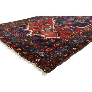 Early 20th Century Antique Persian Hamadan Runner - 3′6″ × 14′6″ Preview