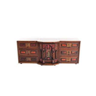 Jacobean Style Collector's Cabinet For Sale