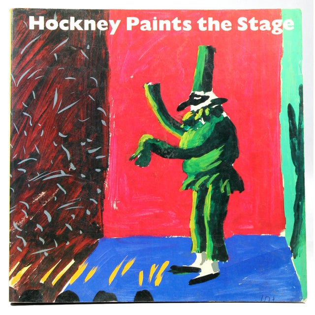 David Hockney brought his talent for color and structure to the world of opera with costume and set designs for Britain's...