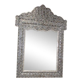 Mother of Pearl Mirror For Sale