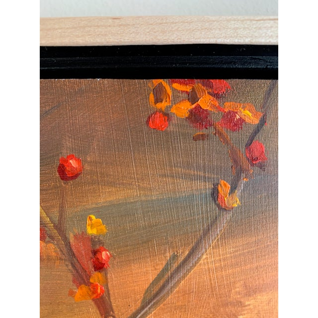 """""""Oriental Bittersweet"""" Painting For Sale In New York - Image 6 of 8"""