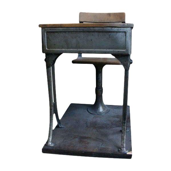 Antique Childrens School Desk - Antique Childrens School Desk Chairish