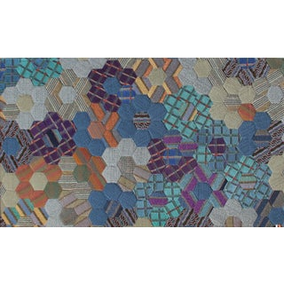 """Missoni """"No. 1 - Hexagons"""" Tapestry For Sale"""
