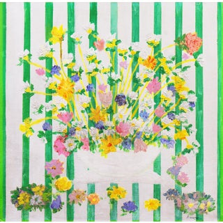 Still Life of Wild Flowers, Circa 1970 For Sale