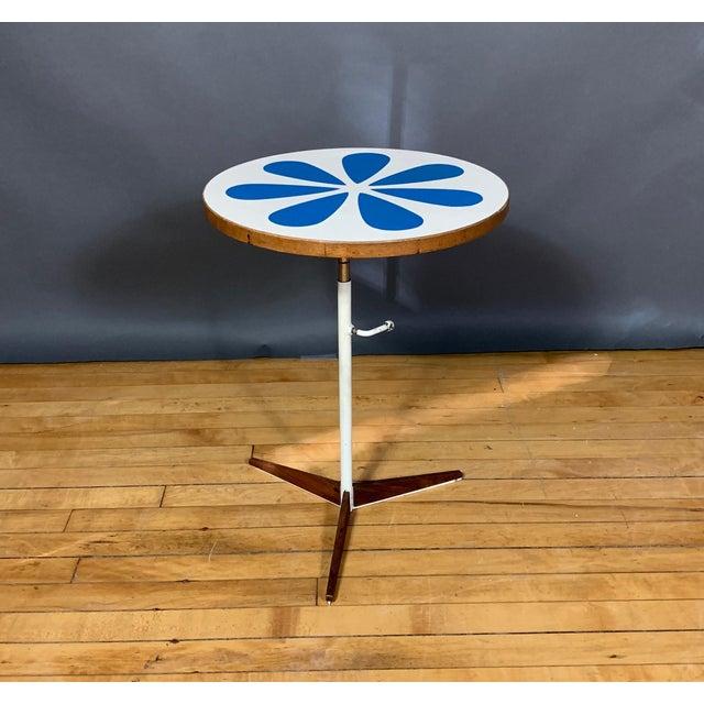 Howard McNab & Don Savage, Lotus Side Table, Usa 1961 For Sale - Image 10 of 10