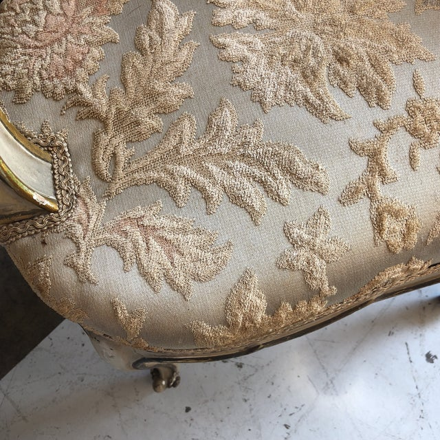 French French Accent Chairs - a Pair For Sale - Image 3 of 8