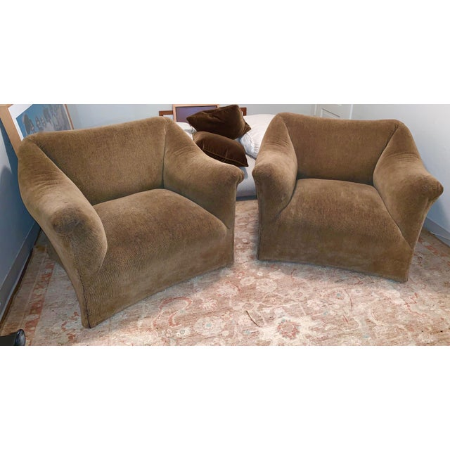 1970s Vintage Mario Bellini for Cassina Italian 685 Armchair- A Pair For Sale - Image 13 of 13