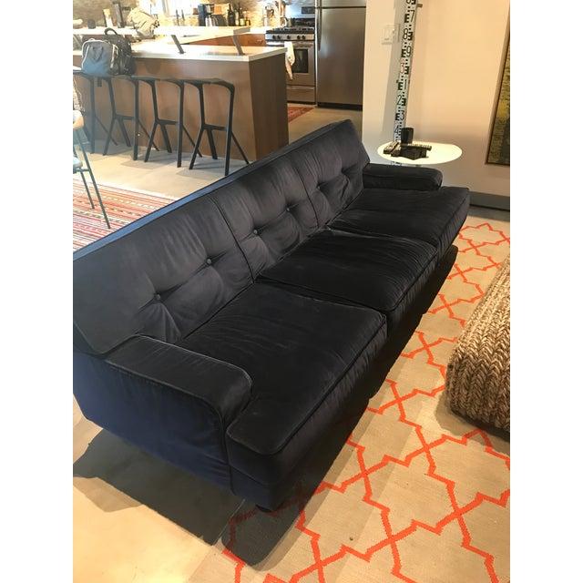 Textile Marco Zanuso Square Sofa, 1966 For Sale - Image 7 of 9