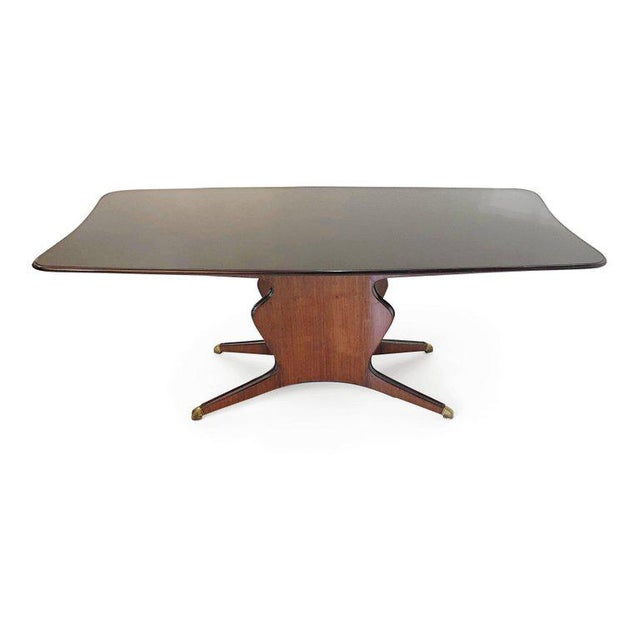 Contemporary Fossati, Attilio & Arturo Dining Table, Italy, Circa 1950 For Sale - Image 3 of 10