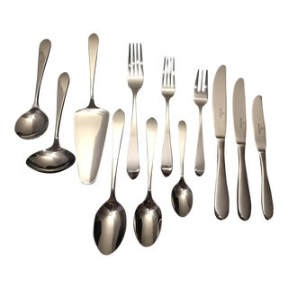 Villeroy & Boch Sereno Stainless Steel Flatware - Set of 12