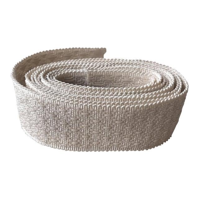 Samuel & Sons Le Jardin Silk Tape - 2 1/3 Yards For Sale