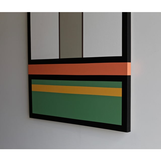 John Morton Thomas #1059 Painting C. 2014 For Sale In Los Angeles - Image 6 of 7