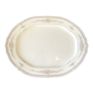 Noritake Rothschild Oval Serving Platter