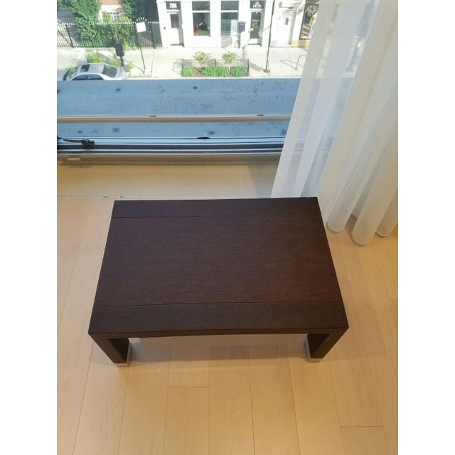 Ligne Roset Ligne Roset Lumeo Nightstands - A Pair For Sale - Image 4 of 8