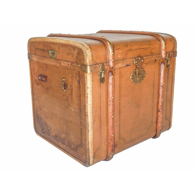 Early 20th Century Polish Trunk - Image 4 of 10