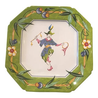 "Joan Green Essex Collection ""Good Fortune"" Chinoiserie Dish"