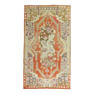 Vintage Khotan Rug, 5'9'' x 10'1'' For Sale