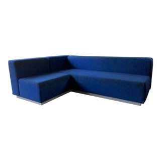 Vintage 1972 Knoll Modular Sectional Sofa For Sale