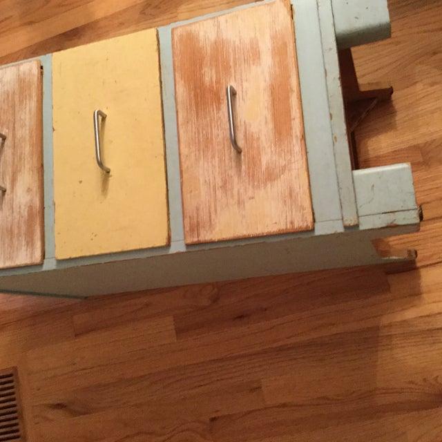 Vintage 3-Drawer Stand - Image 9 of 11