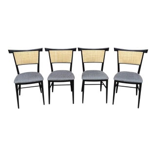 """Mid-Century Modern Paul McCobb """"Bowtie"""" Dining Chairs- Set of 4 For Sale"""