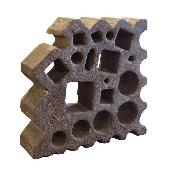Czech Cast Iron Swage Block - Image 2 of 4