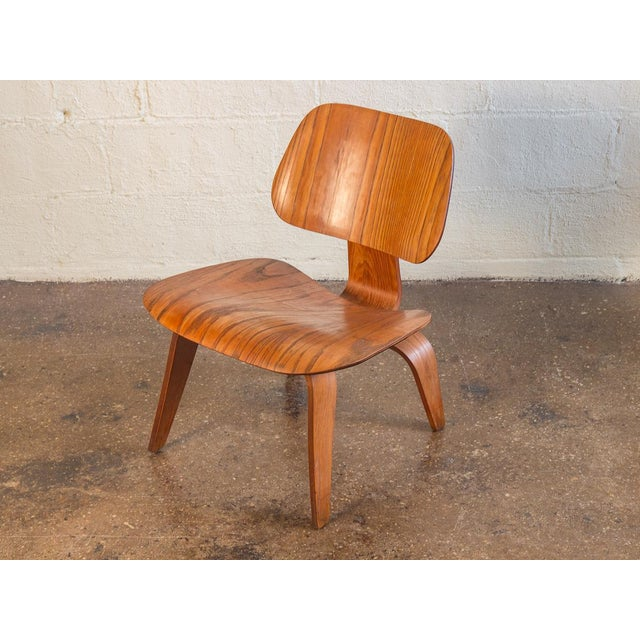 1950s Eames Ash LCW for Herman Miller Chair For Sale - Image 12 of 12