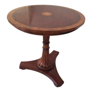 Ethan Allen Wood Table