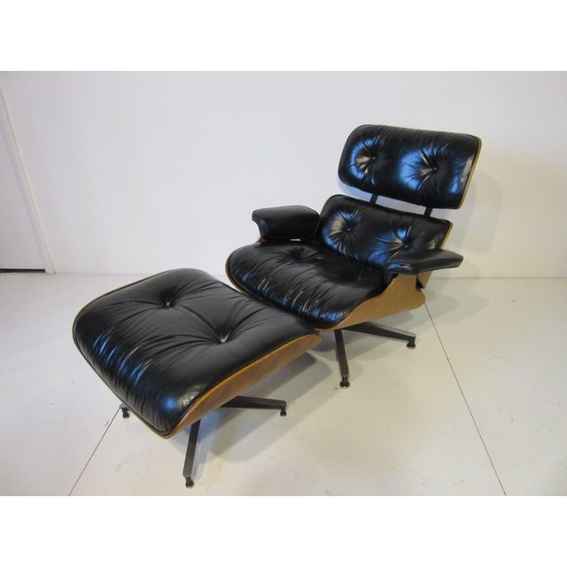 Eames 670 Lounge Chair and Ottoman by Herman Miller For Sale - Image 10 of 10