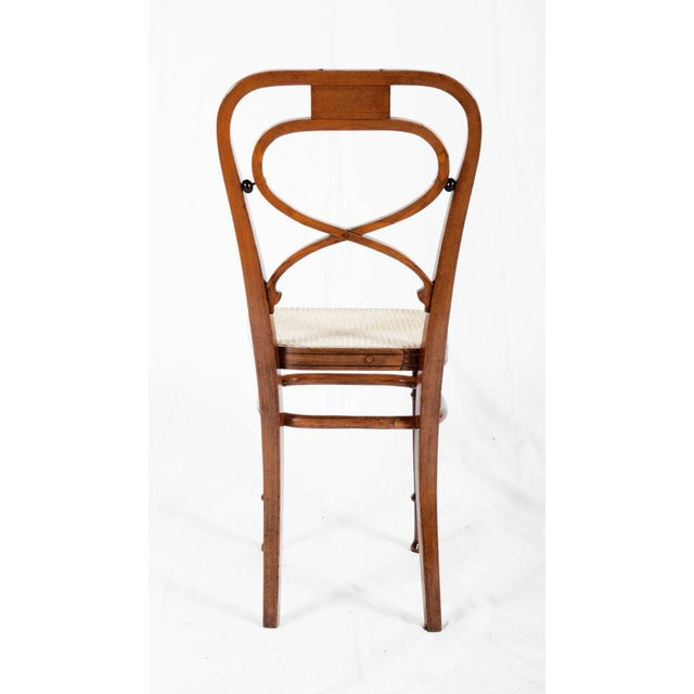 Thonet Antique chair from Thonet, 1890 For Sale - Image 4 of 10