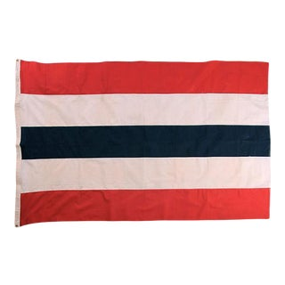 Vintage Patriotic Bunting/Flag For Sale
