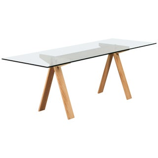 Martino Dining Table by Gigi Sabadin for Emme, Italy, 1973 For Sale