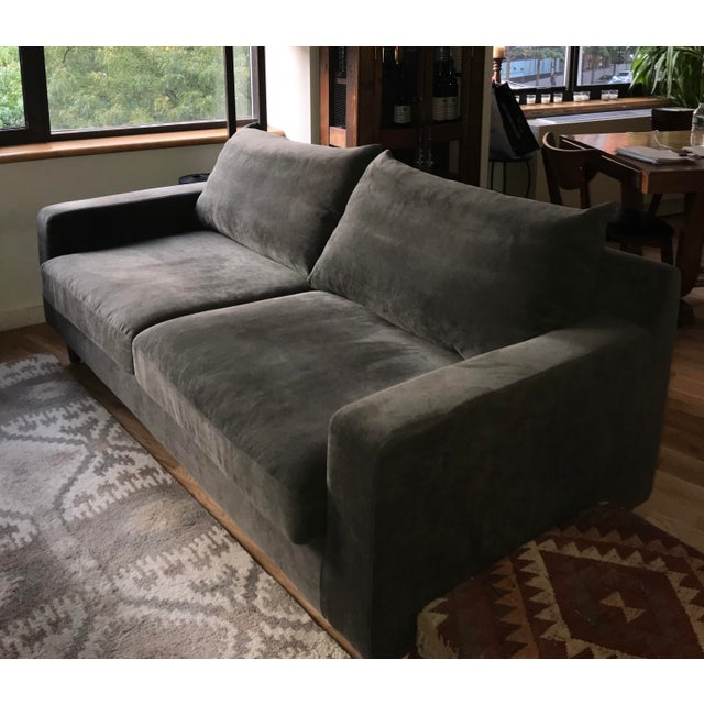 Interior Define Contemporary Sloan Sofa | Chairish