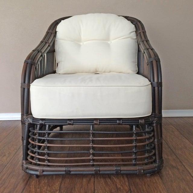 Drexel Heritage Outdoor Sofa & Chairs Patio Set