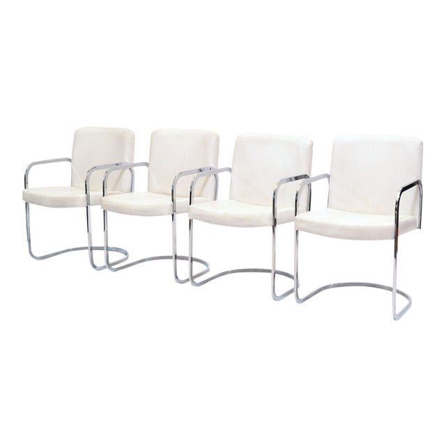 Set of four dining chairs by Design Institute of America - Image 1 of 11