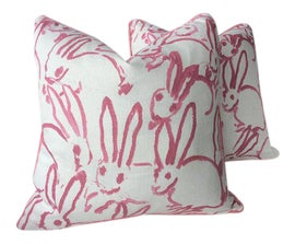 Image of Newly Made Lee Jofa Pillows