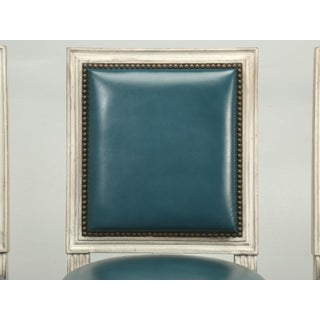 French Louis XVI Style Dining Chairs - Set of 6 Preview