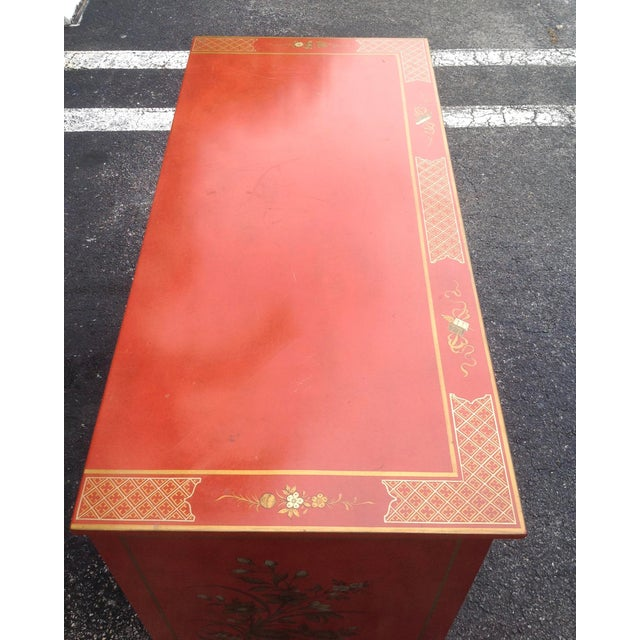 Chinoiserie Chest by Baker For Sale In West Palm - Image 6 of 13