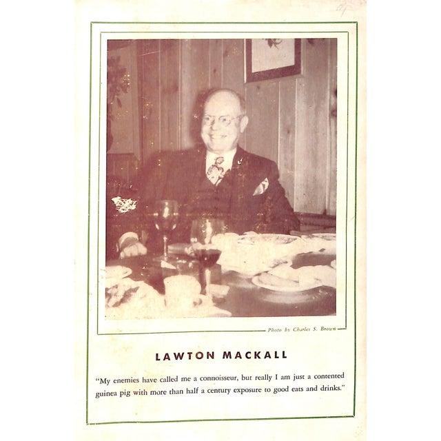 A 1948 Precursor of the Zagat's Survey!