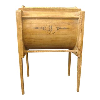 Late 1800s Porter Blanchard Butter Churn For Sale