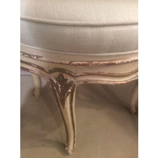 Painted French Louis XV Style Bench Preview
