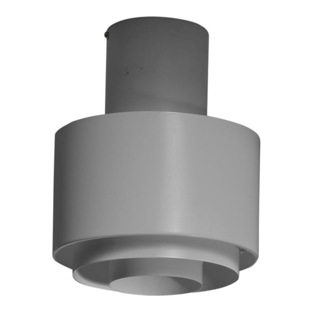 Paavo Tynell model A2-35 ceiling lamp for Idman, Finland, 1950s For Sale