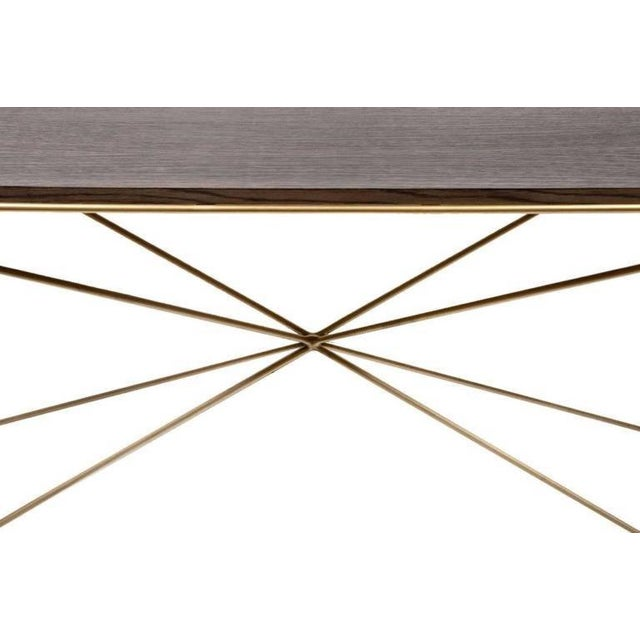 Customizable Robert Console Table For Sale - Image 4 of 4