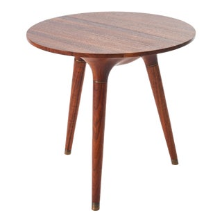 Kiscop Occasional Table 001 - Natural Walnut For Sale