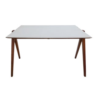 2 Desk Table by Robin Day, 20th Century, England For Sale