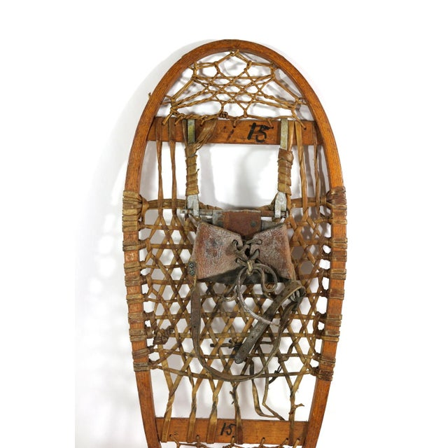 1900s Snowshoes - Image 2 of 8
