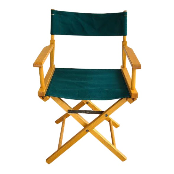 Late 20th Century Director's Chair For Sale