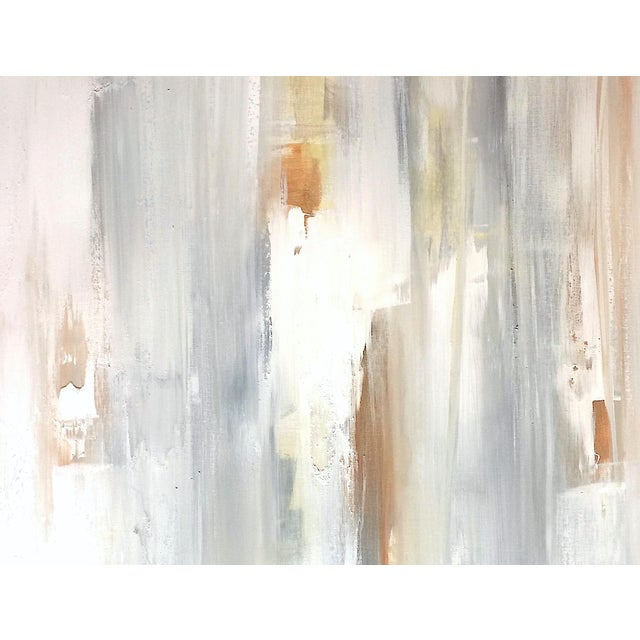 'GHOST RANCH' Original Abstract Painting by Linnea Heide - Image 4 of 8