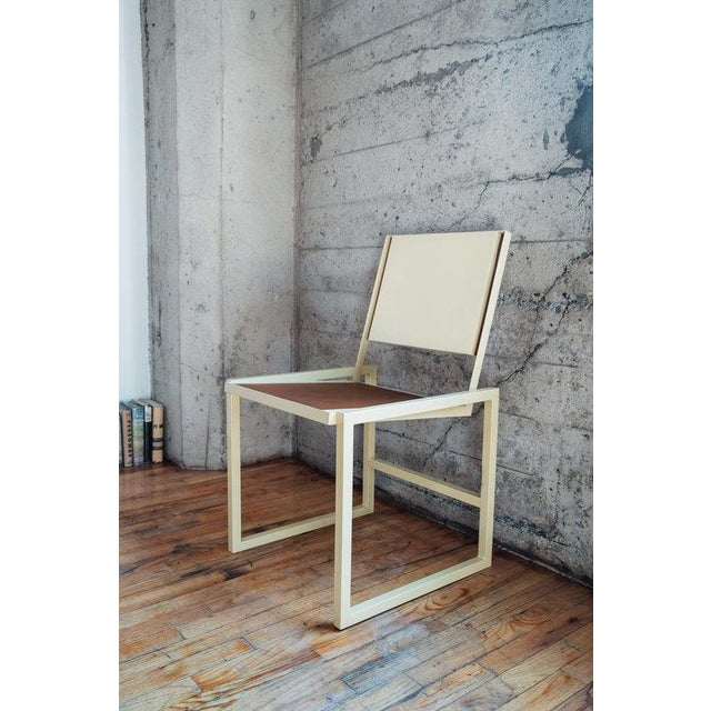 Contemporary Vernon Dining Chair For Sale - Image 3 of 5