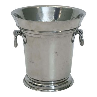 Large Art Deco Champagne Bucket or Bottle Holder From France For Sale